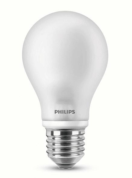 LED Lampe 4,5 W (40 W), E27, Warmweiß, Nicht dimmbar, 2er Pack