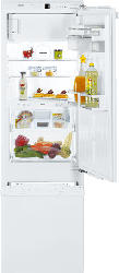 LIEBHERR IKBV 3264 Premium BioFresh  Kühlgefrierkombination (A++, 204 kWh/Jahr, , Einbaugerät)