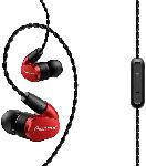 Saturn In-Ear Kopfhörer SE-CH5T Hi-Res Audio, rot