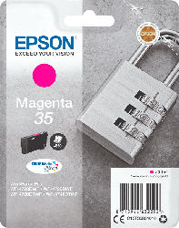 Tintenpatrone 35, magenta (C13T35834010)