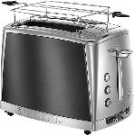 MediaMarkt 2-Schlitz-Toaster 23221-56 Luna Moonlight Grey