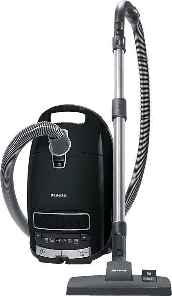 Staubsauger mit Beutel Complete C3 Black Ecoline, schwarz SGDP3