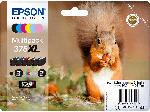 MediaMarkt Tintenpatrone mehrfarbig C13T37984010 für Expression Photo XP-8500