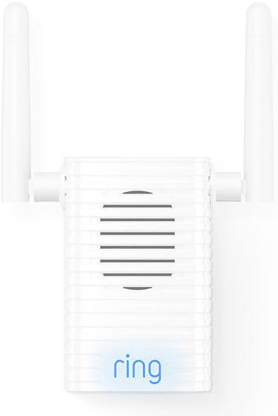 Chime Pro WLAN-Türgong und Repeater für Innenraum (kompatibel mit allen  Geräten)