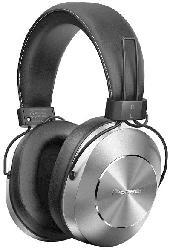 Bluetooth Kopfhörer SE-MS7BT Over Ear, Hi-Res Audio, NFC, silber