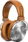 Saturn Bluetooth Kopfhörer SE-MS7BT Over Ear, Hi-Res Audio, NFC, braun