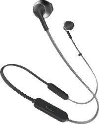 Bluetooth Kopfhörer T205BT, In Ear, schwarz