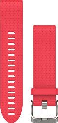 Silikonarmband QuickFit 20mm für Fenix 5S, pink (010-12491-14)