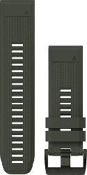 Silikonarmband QuickFit 26mm für fenix 5X, grün (010-12517-03)