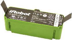 Akku für Roomba (Li-Ion) 3300 mAh für iRobot Roomba mit Li-Ion Akku