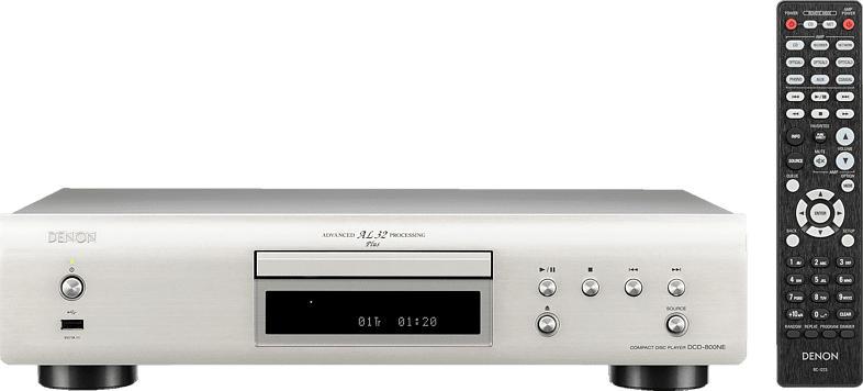CD Player DCD-800NE, premium silber