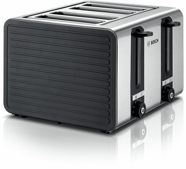 Toaster TAT7S45 grau-schwarz