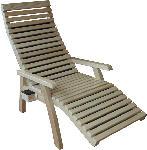 Saturn Comfort Relax Stuhl mit integrierter Carbon-Magnesium Heizplatte H30410