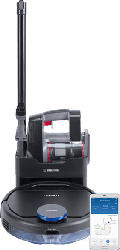 Saugroboter & Akkuhandstaubsauger Deebot Pro 930, Schwarz (App-Steuerbar)