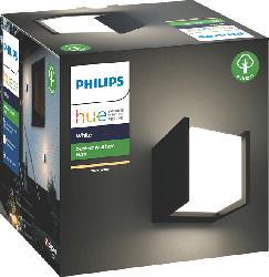 Hue White Fuzo LED Wandleuchte