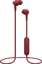 Kopfhörer SE-C4BT, In-Ear, rot