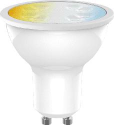 tint LED Reflektor, 5,5 W, GU10, weiß