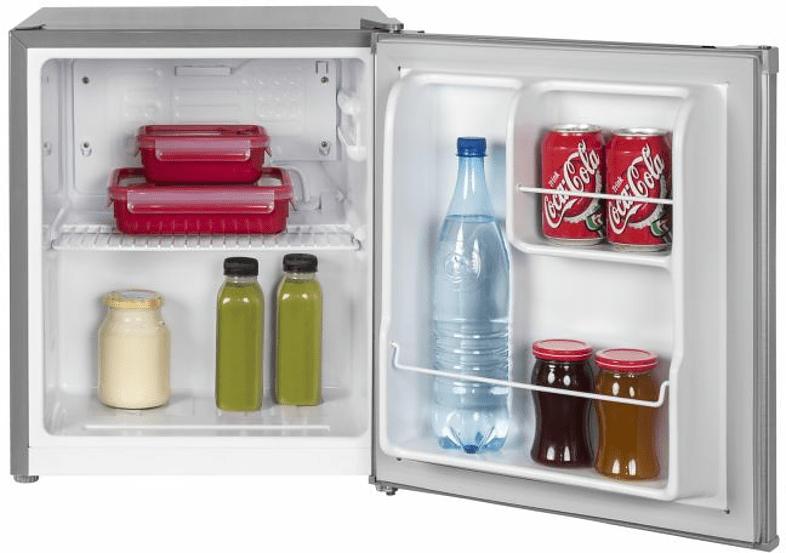 Mini-Kühlschrank 44l KB05-4 Inoxlook