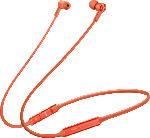 Saturn Bluetooth Kopfhörer FreeLace, orange
