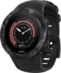 5 G1 Smartwatch Silikon, 235 mm, Schwarz