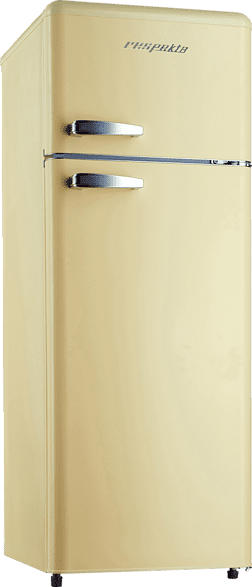 Kühlschrank Crema KG 146 Retro