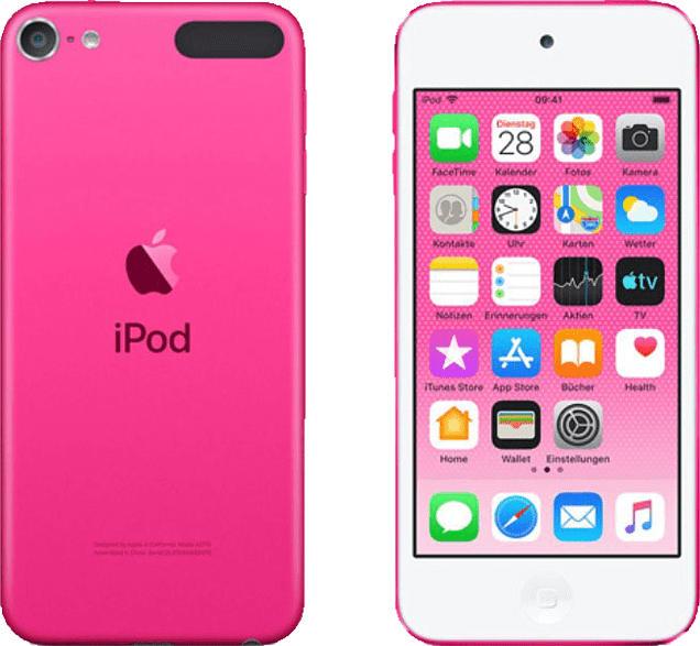 APPLE MVJ82FD/A iPod Touch (256 GB, Pink)