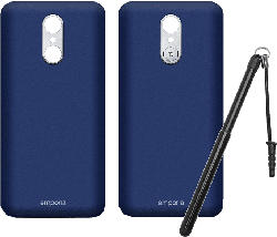 Zubehörset Stylus & 2 Cover für Smart.3, blau (S3-ZBSET1)