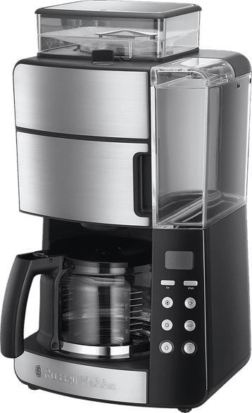Grind & Brew Digitale Glas-Kaffeemaschine mit integriertem Mahlwerk 25610-56