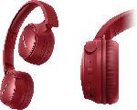MediaMarkt Bluetooth Kopfhörer SE-S6BN, rot