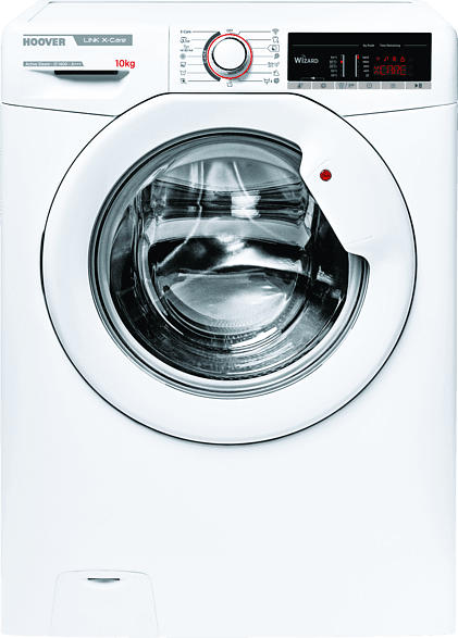 HOOVER HSX 14105T3/1-S Hoover Link X-Care Waschmaschine (10 kg, 1400 U/Min., A+++)