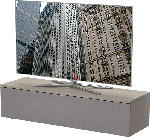 Saturn TV-Rack LU-130-CAP-GRF Sound-Paket Cappuccino