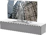 Media Markt LUGANO LU-160-SNG-GRF+LU-SB1 Sound-Paket Weiss TV-Rack