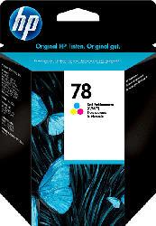 Tintenpatrone 78 Colour C6578D