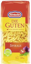 Bernbacher Pasta oder Die Guten versch. Sorten jeder 500-g-Beutel