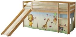 Spielbett Manuel 90x200 cm Safari
