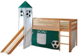 Spielbett Kasper 90x200 cm Grün