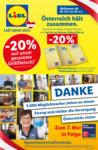 Lidl Österreich Flugblatt - bis 06.05.2020