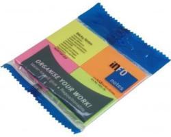 Haftnotiz 40 x 50 mm 4 x 50 Blatt mehrere Farben