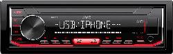 Autoradio KD-X262 Schwarz