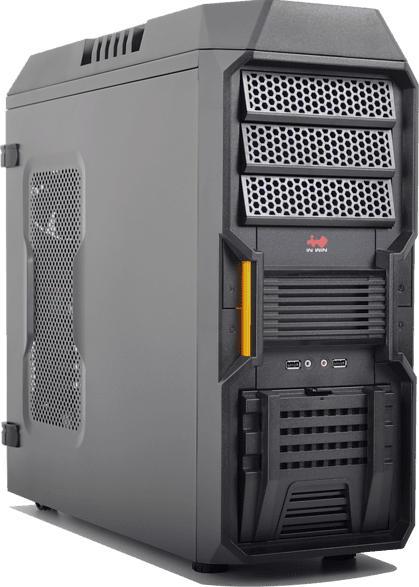 Desktop PC ENTHUSIAST 6319 R7-3700X 16G 500GNVME 1TSSD GTX165