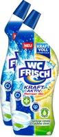 WC Frisch Kraft-Aktiv Reiniger Limone