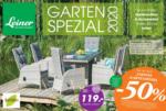 Leiner - Wels Leiner - Garten Spezial - bis 30.06.2020