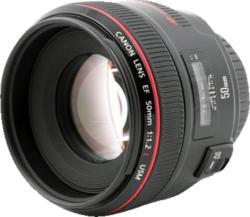Objektiv EF 50mm f/1.2L USM