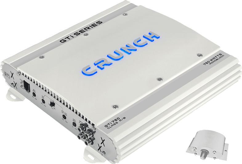 GTI 750 1-Kanal Verstärker Endstufe Monoblock