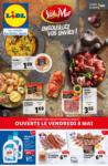 Lidl Catalogue de la semaine - au 12.05.2020
