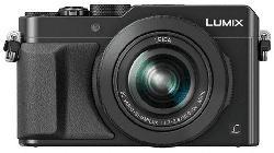 Lumix DMC-LX100 schwarz Premium-Kompaktkamera