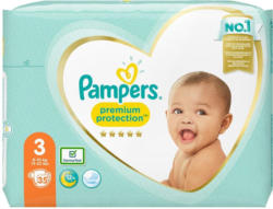 Pampers Premium Protection Gr. 3 Einzelpack