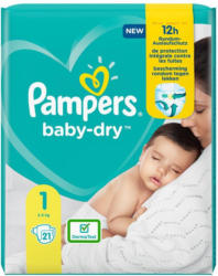 Pampers Baby Dry Gr. 1 Einzelpack