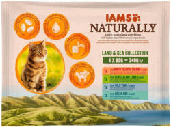 IAMS Naturally Land & See Mix