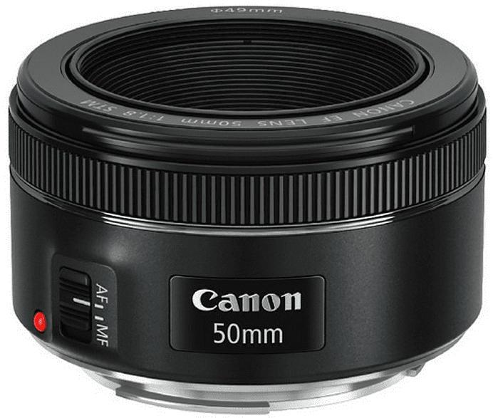 Objektiv EF 50mm 1.8 STM (0570C005AA)